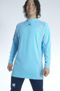 BRAIN LAUNDRY PREMIUM TALL TOPS BLUE