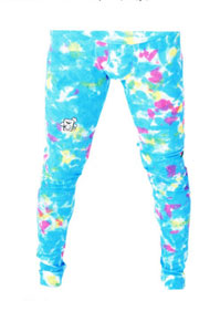 BRAIN LAUNDRY PREMIUM STANDARD BOTTOMS TIEDYE