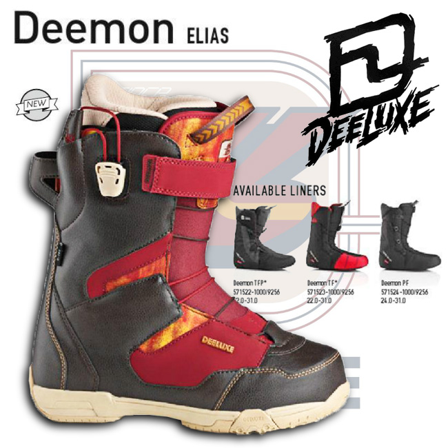 DEELUXE DEEMON TF ELIAS