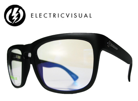 ELECTRIC KNOXVILLE MATT BLACK CLEAR