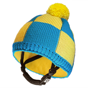 HELTPRO POMPOM YELLOW BLUE