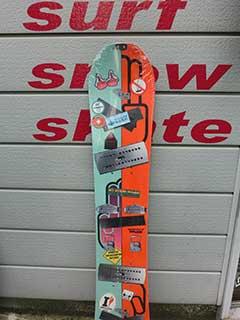 SBJ スノーボード 景品