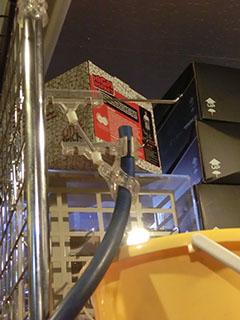 雨漏り防御システム