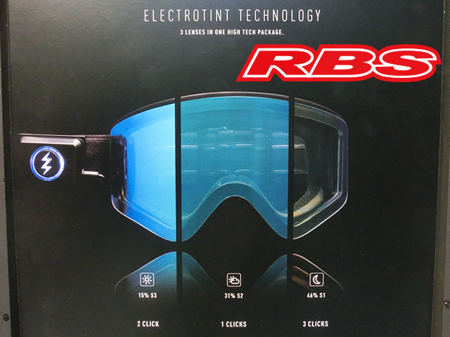 ELECTRIC GOGGLE 18-19