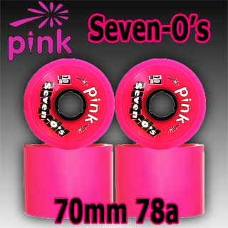 PINK ウィール Seven-O's 70mm 78a