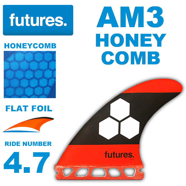 FUTURES フィン AM3