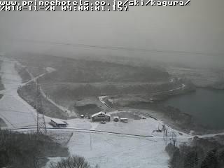 田代 スキー場 降雪