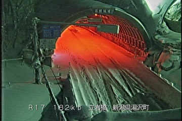 新潟県 雪