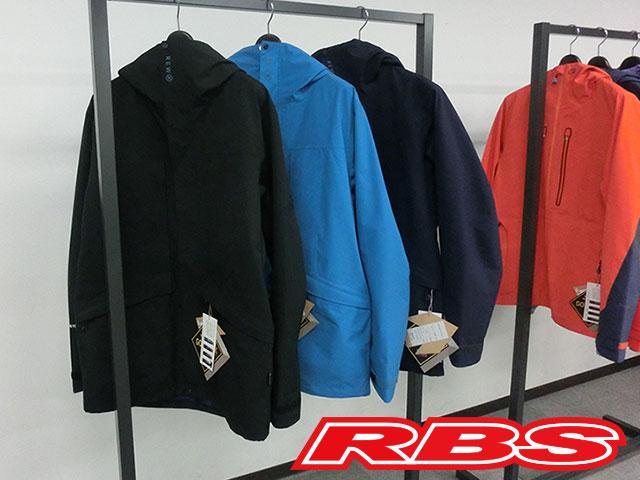 REW 20-21 PROSPECT ジャケット