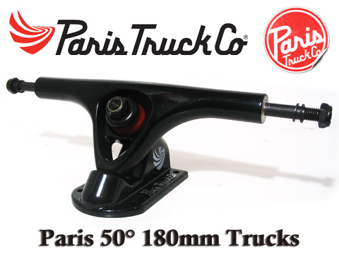 PARIS TRUCK 180 BLACK