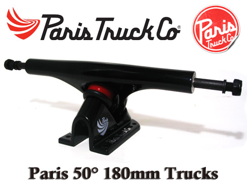PARIS TRUCK 180 BLACK BACK