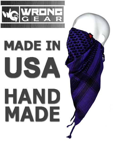 Wrong Gear Tactical Purple